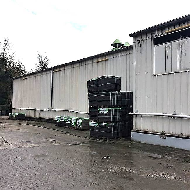 Industrial building, Duisburg, Nordrhein-Westfalen, > 50.000 sqm, > 1 EUR million