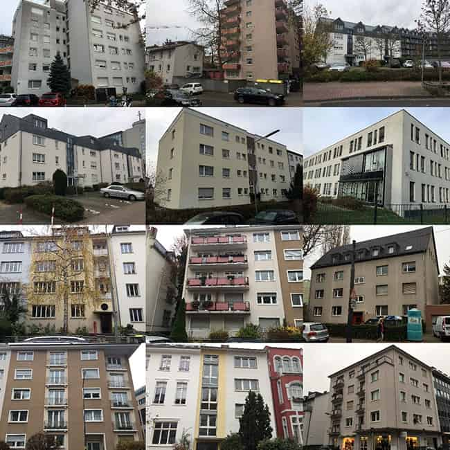 Residential portfolio, Hessen, Bayern, > 25.000 sqm, > EUR 50 million