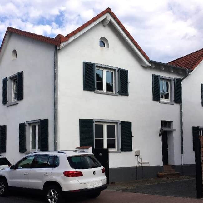 Semi-detached houses, Darmstadt, Hessen, < 1.000 sqm, > EUR 1 million