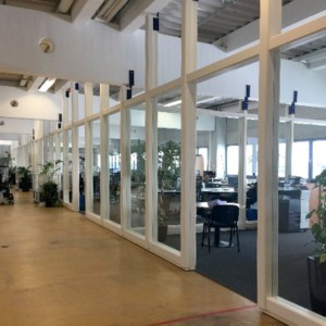 Office and research space, München, Bayern, > 5.000 sqm, > EUR 5 million